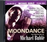 """CD(G) PLAY BACK POCKET SONGS MICHAEL BUBLÉ """"Moondance"""" (livret paroles inclus)"""