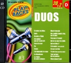 CD PLAY BACK DUOS CELEBRES VOL. 03Bis (avec choeurs)