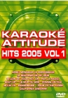 DVD KARAOKÉ ATTITUDE HITS 2005 VOL. 01