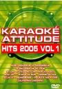 DVD KARAOKÉ ATTITUDE HITS 2005 VOL. 01