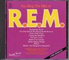 CD PLAY BACK POCKET SONGS R.E.M. (livret paroles inclus)