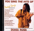 CD(G) PLAY BACK POCKET SONGS HITS OF DIANA ROSS (livret paroles inclus)