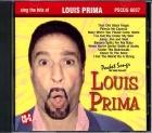 CD(G) PLAY BACK POCKET SONGS LOUIS PRIMA (livret paroles inclus)