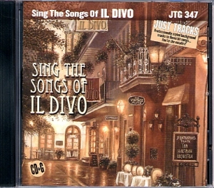 CD(G) PLAY BACK POCKET SONGS IL DIVO
