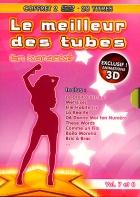 COFFRET KARAOKE 2 DVD ''Le Meilleur Des Tubes vol. 7 et 8''