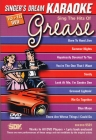 DVD KARAOKE SINGER'S DREAM ''GREASE''