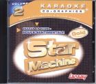 CD(G) KARAOKE LANSAY STAR MACHINE GOLD VOL. 02