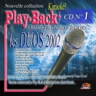 CD PLAY BACK AUDIO STUD + VOL.01 ''Duos 2002''