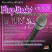 CD PLAY BACK AUDIO STUD + VOL.03 ''Hits 2002-2''