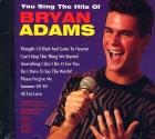 CD(G) PLAY BACK POCKET SONGS HITS OF BRYAN ADAMS (livret paroles inclus)