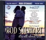 CD(G) PLAY BACK POCKET SONGS ROD STEWART
