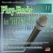 CD PLAY BACK AUDIO STUD + VOL.11 ''Hits 2003-5''