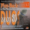 CD PLAY BACK AUDIO STUD + VOL.12 ''Maxi Duos 80''