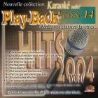 CD PLAY BACK AUDIO STUD + VOL.14 ''Hits 2004-1''