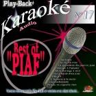 CD PLAY BACK AUDIO STUD + VOL.17 ''Edith Piaf''
