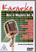 DVD BEST OF MEGAHITS VOL. 08