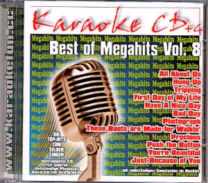 CD(G) PLAY BACK NAPOLI BEST OF MEGAHITS Vol.08