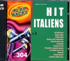 CD PLAY BACK HIT ITALIENS VOL. 03 (avec choeurs)