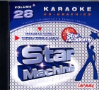 CD(G) KARAOKE LANSAY STAR MACHINE Vol. 28 '' Star Academy 6''