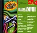 CD PLAY BACK CHARLES AZNAVOUR VOL. 03 (avec choeurs)