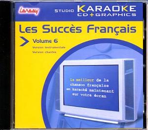 CD(G) KARAOKE LANSAY STAR MACHINE VOL. 06