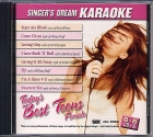 CD(G) PLAY BACK TODAY'S BEST TEEN FEMALE (Livret paroles inclus)