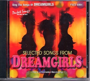 CD PLAY BACK DREAMGIRLS