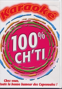 DVD KARAOKE 100 % CH'TI