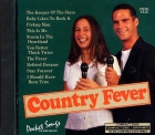 CD(G) PLAY BACK POCKET SONGS COUNTRY FEVER (livret paroles inclus)