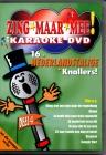 DVD KARAOKE NEERLANDAIS ZING MAAR MEE VOL.04