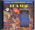 CD(G) PLAY BACK POCKET SONGS BE A STAR ON BROADWAY (Livret Paroles Inclus)