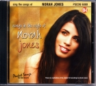 CD(G) PLAY-BACK POCKET SONGS ''NORAH JONES VOL. 03'' (Livret Paroles Inclus)
