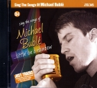 CDG POCKET SONGS MICHAEL BUBLE ''Sittin' On A Rainbow'' (Livret paroles inclus)