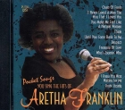 CD(G) PLAY BACK POCKET SONGS HITS OF ARETHA FRANKLIN VOL.01 (livret paroles inclus)