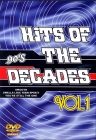 DVD KARAOKE HITS OF THE DECADES VOL.01 ''Années 90-1''