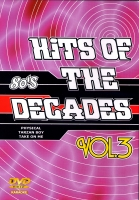 DVD KARAOKE HITS OF THE DECADES VOL.03 ''Années 80-1''