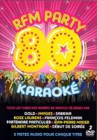 DVD SONY KARAOKE RFM PARTY 80
