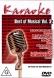 DVD BEST OF MUSICAL VOL. 02 ''Comédies Musicales Internationales''