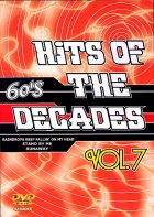 DVD KARAOKE HITS OF THE DECADES VOL.07 ''Années 60-1''