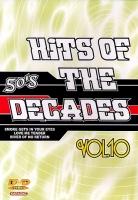 DVD KARAOKE HITS OF THE DECADES VOL.10 ''Années 50-2''