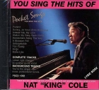 CD PLAY BACK POCKET SONGS HITS OF NAT KING COLE (livret paroles inclus)