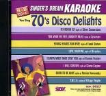 CD(G) PLAY BACK 70'S DISCO DELIGHTS (Livret paroles inclus)