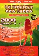 COFFRET 2 DVD KARAOKE ''Le Meilleur Des Tubes 2008 3 & 4''