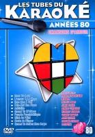 DVD WAGRAM TUBES DU KARAOKE ''Années 80 Chansons D'Amour''