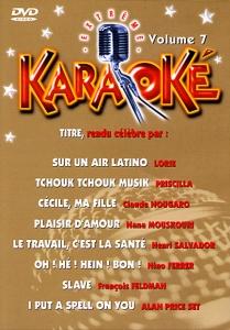 DVD EXTREME KARAOKE VOL. 07