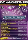 DVD KARAOKE KPM PRO VOL. 09 ''Stars En Scène'' (All)
