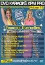 DVD KARAOKE KPM PRO VOL. 11 ''Femmes Eternelles'' (All)