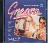 CD(G) PLAY BACK POCKET SONGS GREASE (livret paroles inclus)