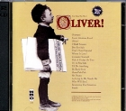 CD(G) POCKET SONGS OLIVER (Livret paroles inclus)