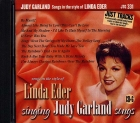 CD(G) POCKET SONGS ''Linda Eder chante Judy Garland'' (Livret Paroles Inclus)